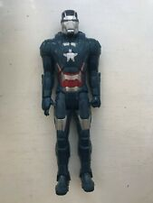 "12"" HASBRO MARVEL IRON PATRIOT IRON MAN TITAN HERO SERIES ACTION FIGURE"