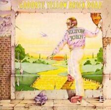 Elton John Goodbye Yellow Brick Road 40th Anniversary Edition Remastered CD