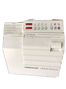 Midmark M9 Autoclave Old style