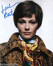 JACQUELINE BISSET.. Pretty Pixie - SIGNED