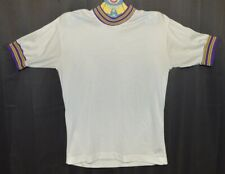 New listing Vintage Champion Ringer Shirt Jersey. Gold/Purple. Size Medium. Made in Usa