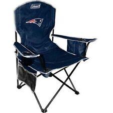 Coleman 27718 Nfl Patriots Cooler Quad Chair
