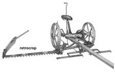 IH International McCormick-Deering No 9 Horse Drawn Sickle Mower Owner's Manual