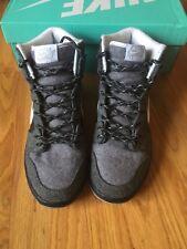 Nike Premier SB Dunk High Petoskey Dark Charcoal/White Grpht Size 10 645986 010