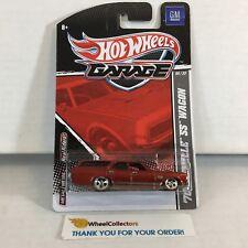 #1  '70 Chevelle SS Wagon * Red * Hot Wheels Garage * NB23