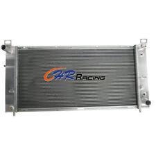 Aluminum Radiator FOR Chevy Silverado Cadillac GMC YUKON 4.8 5.3 6.0 6.2 V8