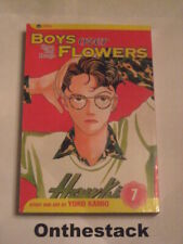 MANGA:     Boys over Flowers Vol. 7 by Yoko Kamio (2004, Paperback)