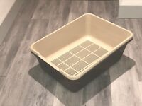 Maxi Sieve Litter Tray For Wood Pellets