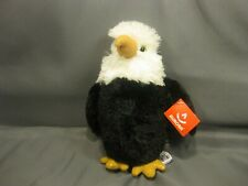 "EAGLE Liberty 8"" Bird Plush Toy Stuffed Animal Aurora"