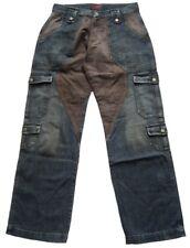 Bray STEVE ALAN Uomo Jeans Pantaloni Tg. 33 BLU