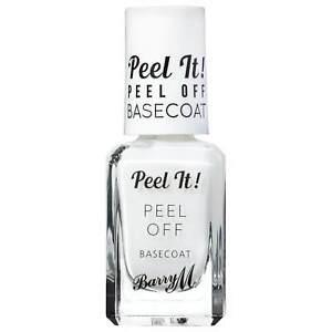Barry M ❤️ Nail Polish PEEL IT! Peel Off Base Coat 10ml VEGAN - Free Shipping