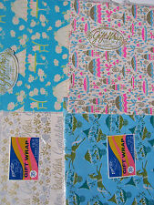 """Vintage Baby/Bridal Gift Wrap 4 Packs 2 Sheets Per Pack Brand New NOS 8-20""""x30"""""""