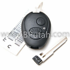 Dudely Replacement 5 Button Fob Case for Land Rover Freelander 2 Remote Key Uncut Key