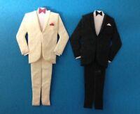 5 Black Tie Tuxedo Dinner Jacket Suits Wedding Card Making Craft Embellishments