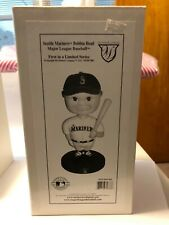 SEATTLE MARINERS Baseball MLB Bobble Head Bobbin Limited 1st Ed Memory Company