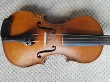 More details for quality german vintage violin 4/4, restored and checked