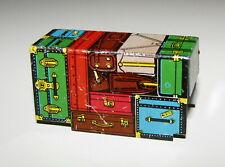 Lionel Postwar 356 Lithographed Metal Baggage Load ~ Original