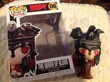 Funko Pop ! Hellboy: Nimue, the Queen of Blood # 06 Vinyl Figure, New