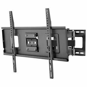 """Dynex DX-HTVMM1703-C 47"""" - 70"""" Full Motion TV Wall Mount - Black - New!"""