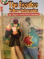 The BEATLES Yellow Submarine PAUL McCARTNEY with Sucking Monster McFarlane Toys