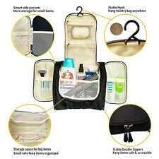 9122e80b8915 Large Waterproof Heavy Duty Bag Women s Makeup Organizer Men s Shaving Kit  Bag