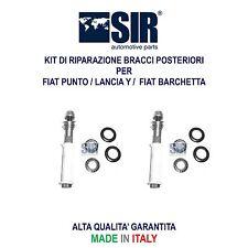 2x KIT RIPARAZIONE BRACCIO OSCILLANTE POSTERIORE FIAT PUNTO VAN (176L) 1.1 1.7 D