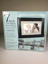 "Pandigital 7"" Digital Picture Photo Frame with Fully Function Remote Control NEW"