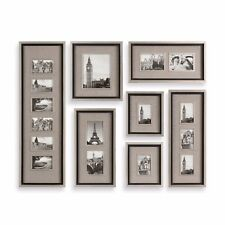 7 Piece Wooden Picture Frame Photo Collage Set Wall Hang Art Display Home Decor
