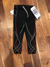 CW-X 3/4 Length Stabilynx Compression tights Size Small NWT