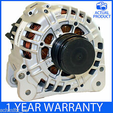 COMPLETE GENUINE-RM ALTERNATOR AUDI A4/A6 1.9 TDI DIESEL W/ CLUTCH  A2756