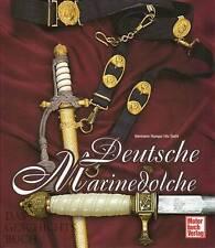 Hampe: Deutsche Marinedolche WW 1+2 Weltkrieg/Blankwaffen/Handbuch/Messer/Marine