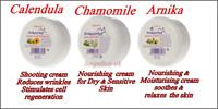 Krauterhof Face Cream Chamomile Arnica Calendula Nourishing & Moisturising 100ml