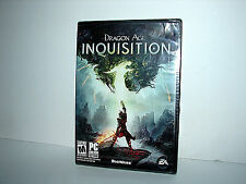 Dragon Age: Inquisition (PC, 2014) *** BRAND NEW *** Sealed!!!