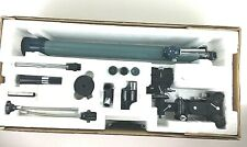 Vintage Sears Discoverer Equatorial Refractor Telescope 4-6333-A D=60mm, F=900mm