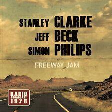 BECK,PHILIPS CLARK - FREEWAY JAM/RADIO BROADCAST   CD NEUF
