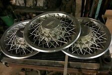 Stock 1976 olds 98 spoke hubcaps