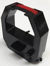 uPunch HN4000 Compatible Ribbon Cartridge, HNR10, Black/Red Ink