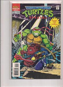 Teenage Mutant Ninja Turtles Special #10 First Printing Comic