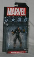 marvel universe infinite series cyclops MOSC 3.75