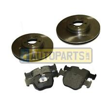 RANGE ROVER L322 FRONT BRAKE DISCS & PAD KIT 2002 TO APPROX 2005 (BMW) BDK12 (C)