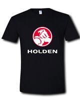 Holden Car Logo General Motors Holden Automobile Black T-Shirt Size S M L XL 2XL