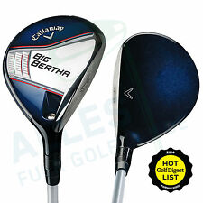 Callaway Big Bertha fairwayholz 3 (14 - 17 ° ajustable) stiff Flex nuevo embalaje original