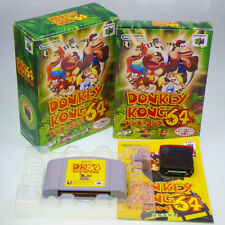 DONKEY KONG 64 with Expansion Pack Limited N64 Nintendo 64 Japan Import NTSC-J