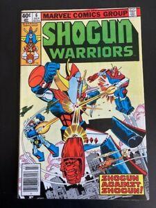 Shogun Warriors Volume 1 No. 6 Marvel Comics July 1979