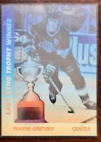 1991-92 Upper Deck Award Winner Holograms #AW6 Wayne Gretzky