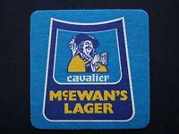 McEWAN'S LAGER CAVALIER McEWAN'S EXPORT COASTER