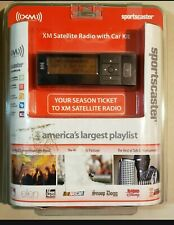New ListingSportscaster Xm Satellite Radio Receiver with Car Kit*New