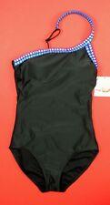 Sunseeker Australia 1 Pc Swimsuit Black US 6 UK / AUS 10 EUR 36 FR 38 I 42 NWT