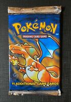 (X1) Pokemon Booster Pack English Base Set Factory Sealed