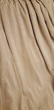Montgomery light green Velvet Heavy Fully Lined Curtains W49 x L45 inches